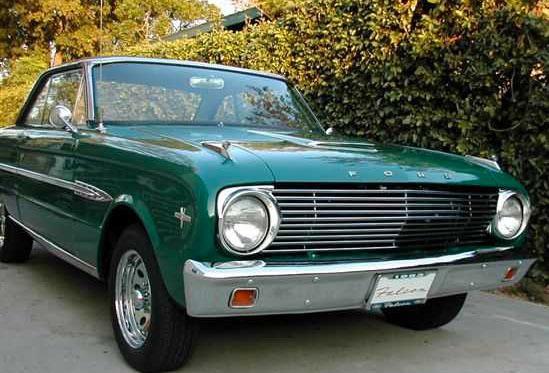 1963 Ford Falcon   J W Enterprises