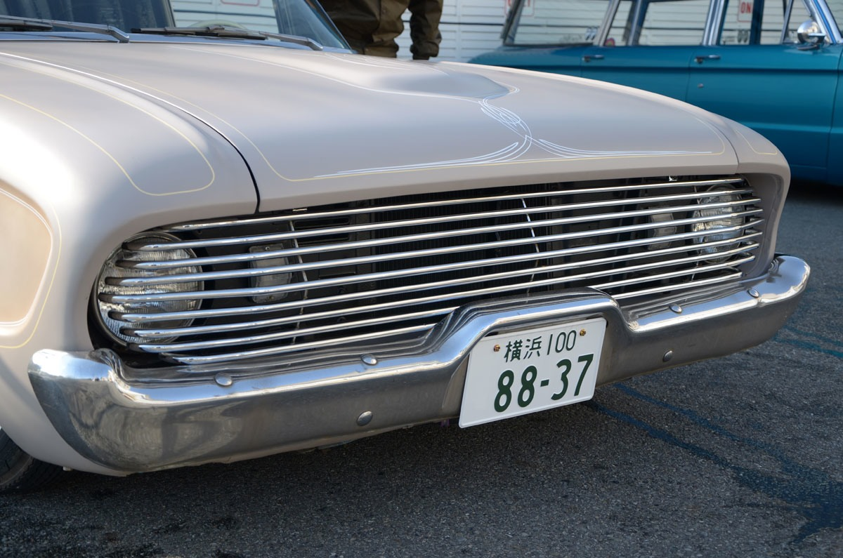 61 Ford Falcon Custom   J.W.Enterprises