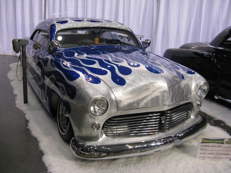 Motorama 007 & 1949-51 Ford Custom   J.W.Enterprises markmcfarlin.com